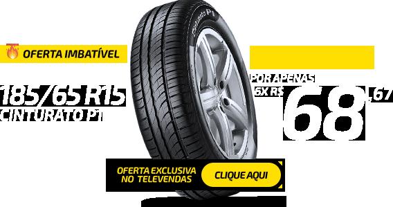 4. Pneu Pirelli 185/65 R15